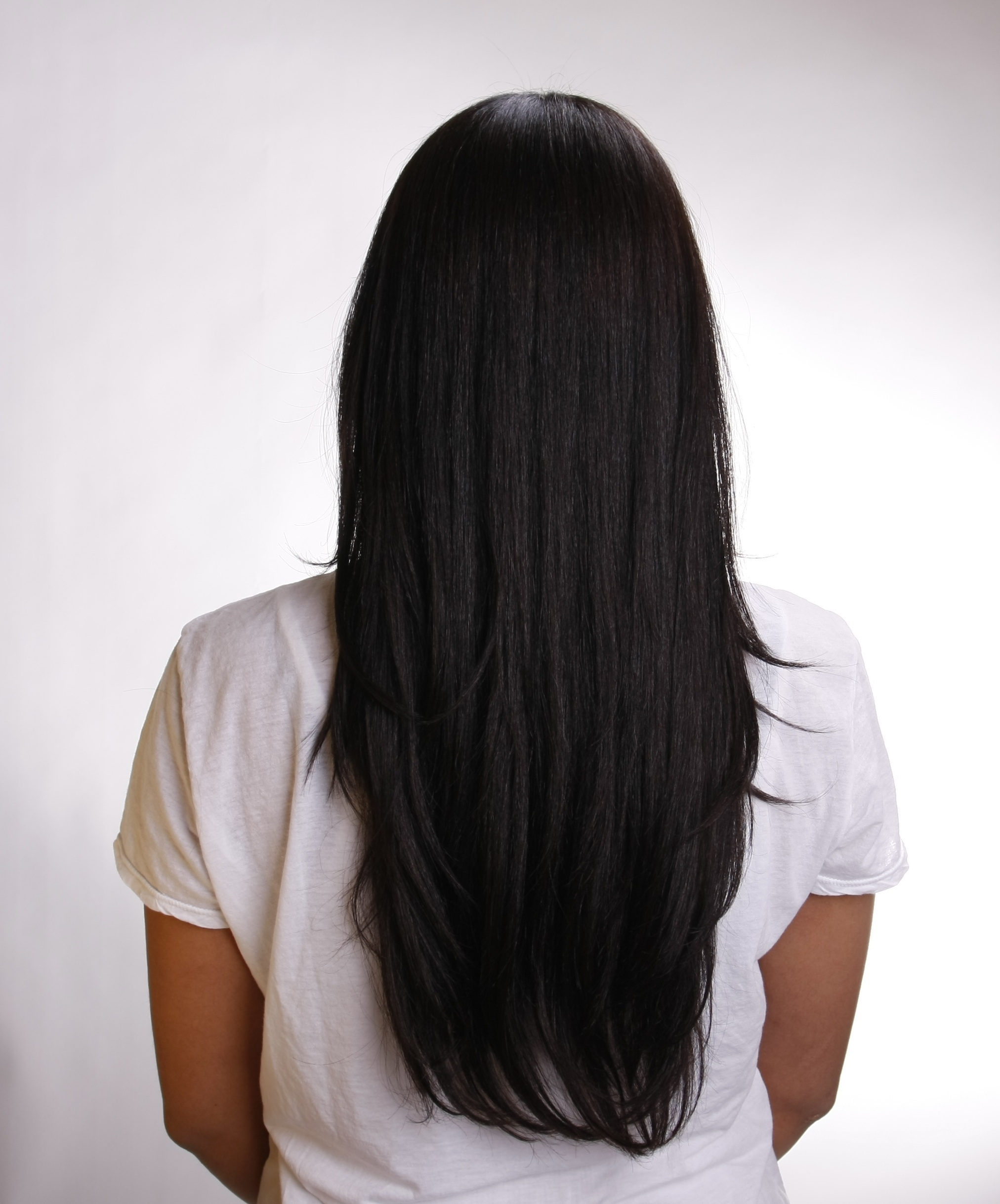 Clip In Hairextensions amp Flip In   Glamour Your Hair